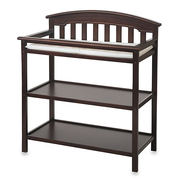 Child Craft Wadsworth Changing Table In Cherry