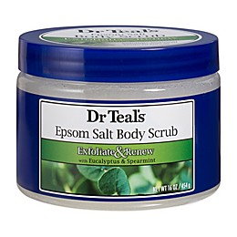 Dr. Teal's® 16 oz. Epsom Salt Body Scrub in Eucalyptus and Spearmint