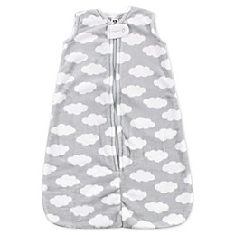 Hudson Baby® Clouds Wearable Sleeping Bag in Grey