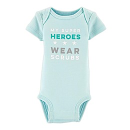 carter's® Preemie Hero Bodysuit in Mint