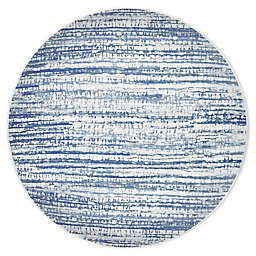 Noritake® Colorwave Weave Accent Plates in Blue (Set of 4)
