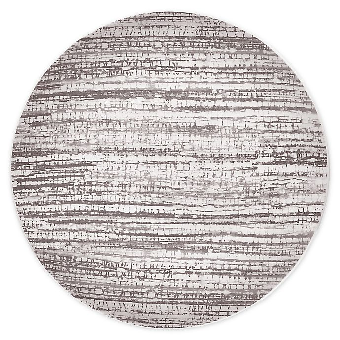 Alternate image 1 for Noritake® Colorwave Weave Accent Plates in Slate (Set of 4)