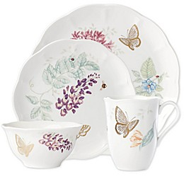 Lenox® Butterfly Meadow® Gold Butterfly Dinnerware Collection