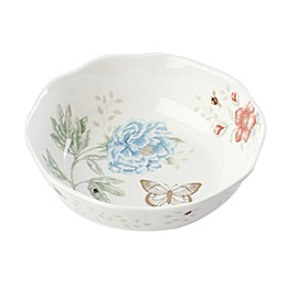 Lenox® Butterfly Meadow® Dragonfly Soup/Cereal Bowl
