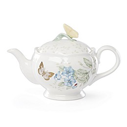 Lenox® Butterfly Meadow® Dragonfly Teapot