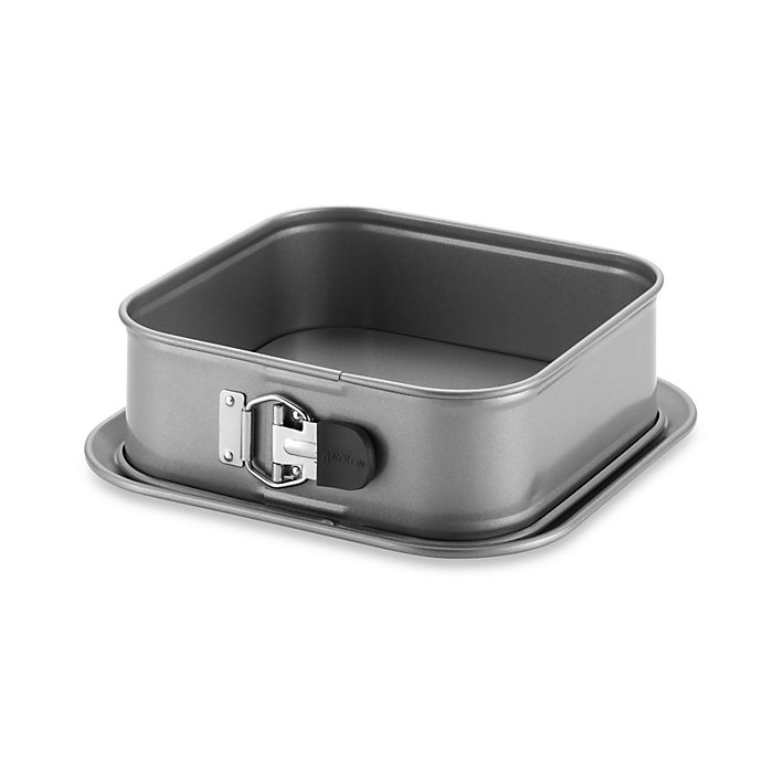 Alternate image 1 for Anolon® Advanced Nonstick 9-Inch Square Springform Pan