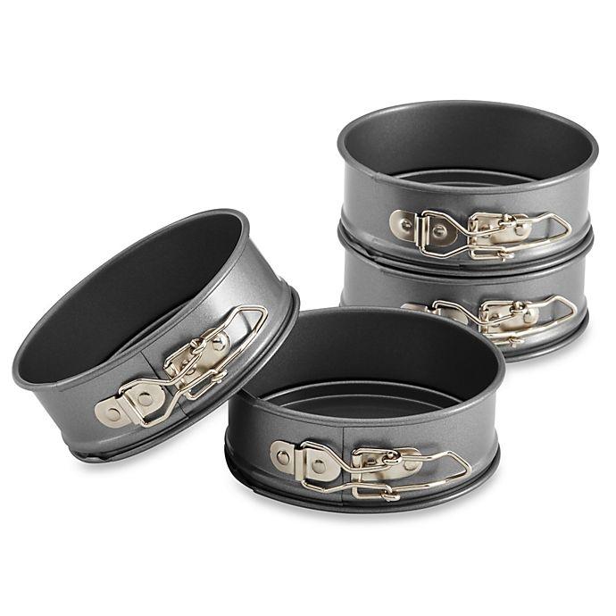 Alternate image 1 for Anolon® Mini Springform Pans (Set of 4)