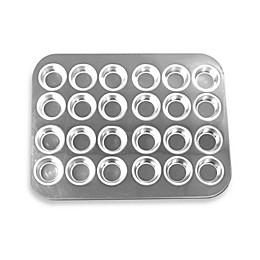 Fox Run® 24-Cup Stainless Steel Mini Muffin Pan