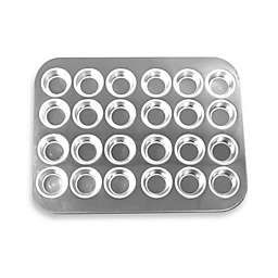 Fox Run® 24-Cup Stainless Steel Mini Muffin Pan
