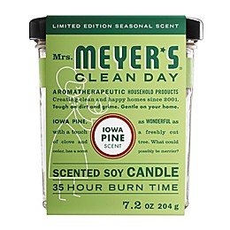 Mrs. Meyer's® Clean Day Seasonal Scent Candle