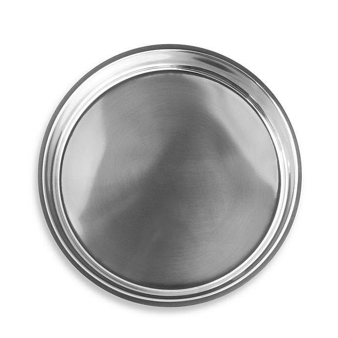 Alternate image 1 for Fox Run® Stainless Steel 9-Inch Round Cake Pan