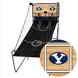 Brigham Young University Classic Court Double Shootout Game