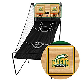 George Mason University Classic Court Double Shootout Game
