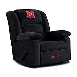 University of Nebraska Playoff Recliner