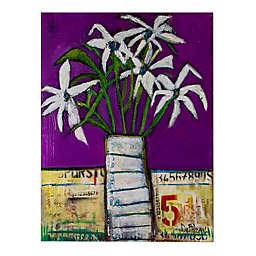 William DeBilzan Bouquet Wall Art