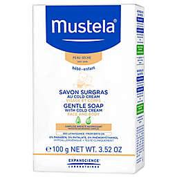 Mustela® Bébé 3.5 oz. Gentle Soap with Cold Cream