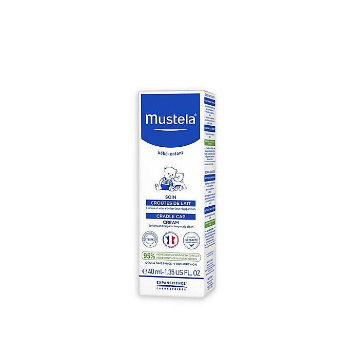 Alternate image 1 for Mustela® Bébé 1.35 oz. Cradle Cap Cream