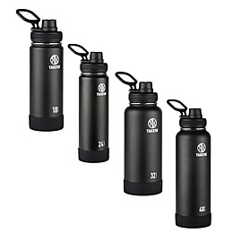 Takeya® Actives Insulated Stainless Steel Water Bottle with Spout Lid