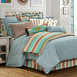 HiEnd Accents Chambray 3-Piece Comforter Set