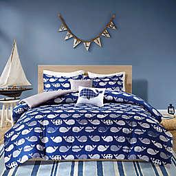 Urban Habitat Kids Moby 5-Piece Reversible Comforter Set