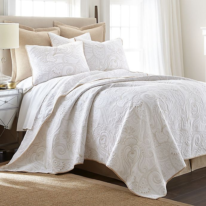 Levtex Home Modena 3 Piece Quilt Set Bed Bath Beyond