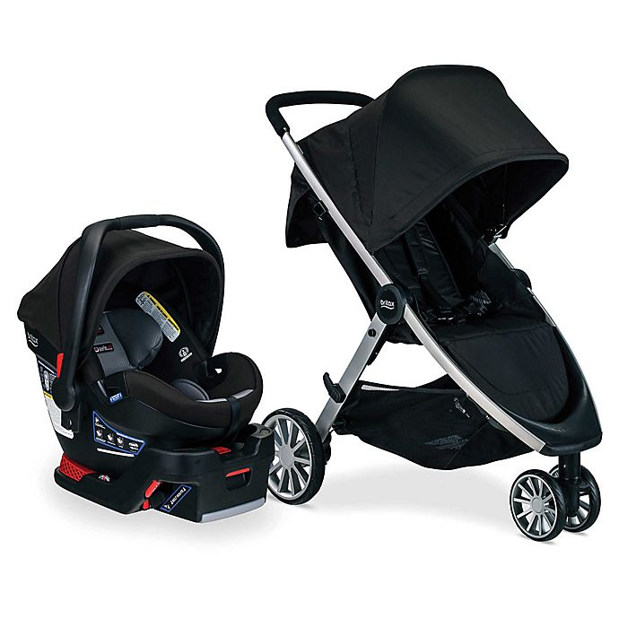 Alternate image 1 for BRITAX® B-Lively & B-Safe Ultra Travel System