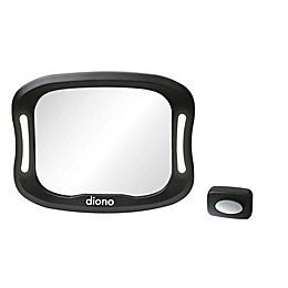 Diono® Easy View™ XXL Mirror in Silver