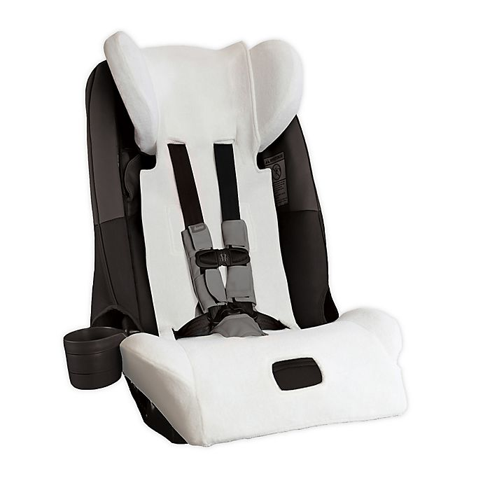 Alternate image 1 for Diono® Radian®/Rainier® Car Seat Summer Cover in White