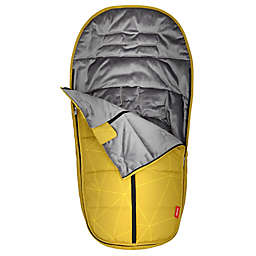 Diono® All-Weather Stroller Footmuff in Yellow Sulphur