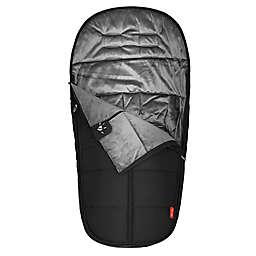 Diono® All-Weather Stroller Footmuff in Black Midnight