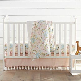Nest & Nod Amelia 3 Piece Crib Bedding Set