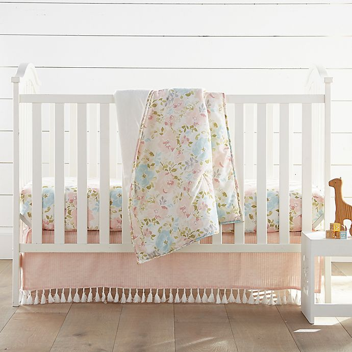 Alternate image 1 for Nest & Nod Amelia 3 Piece Crib Bedding Set