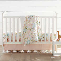 Nest & Nod Amelia 3 Piece Crib Bedding Set