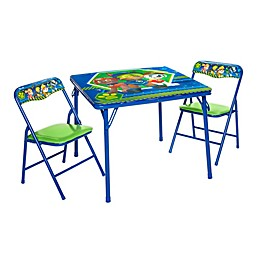 Nickelodeon™ PAW Patrol™ 3-Piece Activity Table and Chair Set