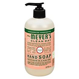 Mrs. Meyer's® Clean Day Aromatherapeutic Geranium 12.5 oz. Liquid Hand Soap