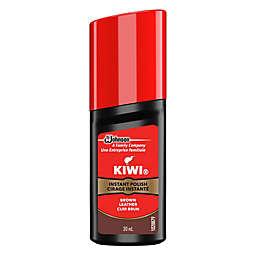 Kiwi® 30 ml Shine & Protect Instant Polish in Brown