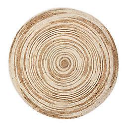 4' Round Novato Rug