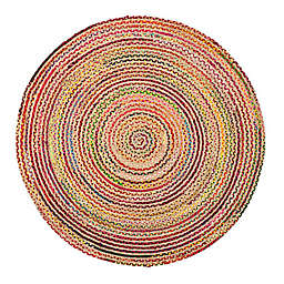 Round Merida Rug
