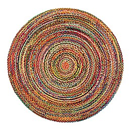 Anji Mountain Round Sayulita Rug