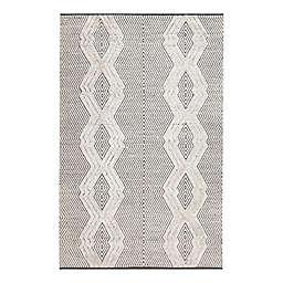 8' x 10' Joni Tufted Tribal  Rug