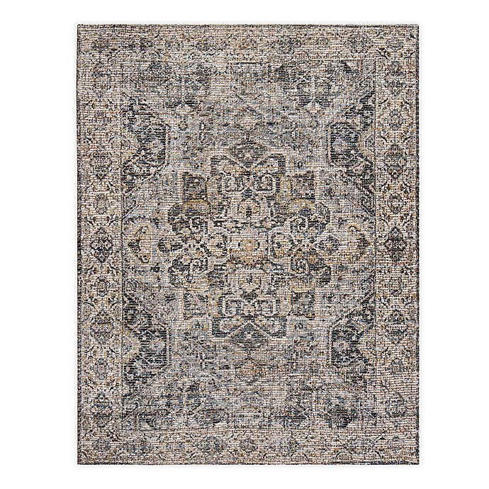 Alternate image 1 for Zagros Handcrafted Area Rug in Brown/Grey