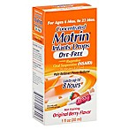 Motrin Infant's 1 oz. Dye-Free Non-Stain Pain Reliever/Fever Reducer Drops in Berry