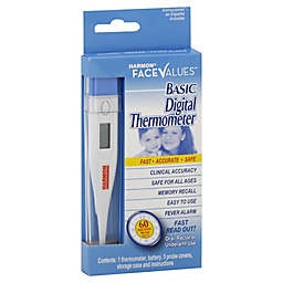 Harmon® Face Values™ Basic Digital Thermometer