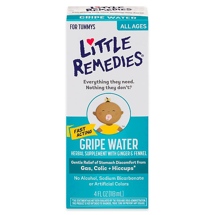 Alternate image 1 for Little Remedies® Little Tummy 4 oz. Gripe Water