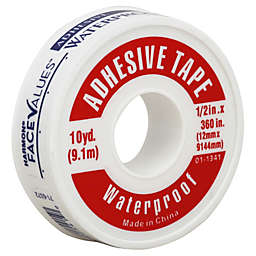 Harmon® Face Values™ 1/2-Inch x 10-Yards Waterproof Tape
