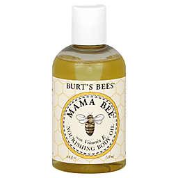 Burt's Bees® Mama Bee™ 4 oz. Nourishing Body Oil