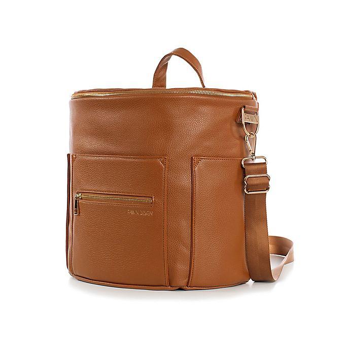 Alternate image 1 for Fawn Design The Original Diaper Bag in Brown