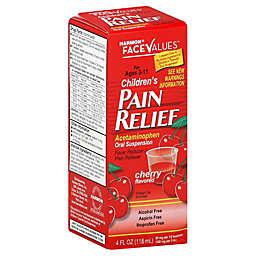 Harmon® Face Values™ Children's 4 oz. Ibuprofen Suspension Liquid Cherry