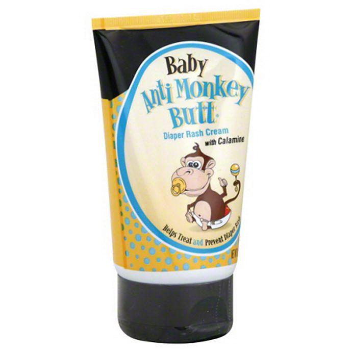 Baby Anti Monkey Butt® 3 oz  Diaper Rash Cream with Calamine