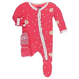 KicKee Pants® Toddler Full Moon Footie Pajama in Red